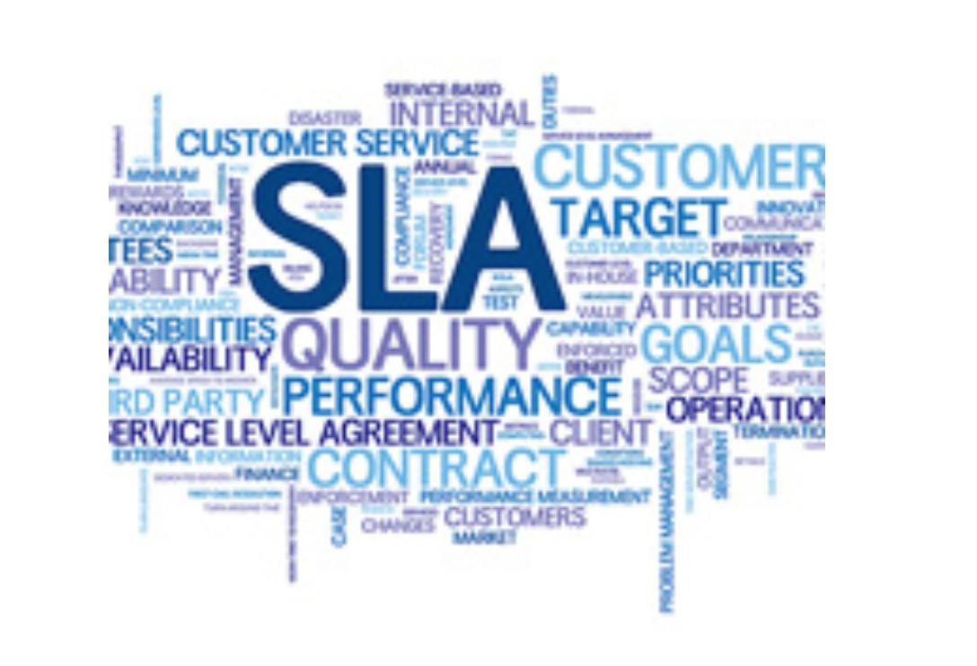 Service Level Agreement Contractzone